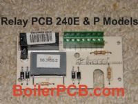 Alpha 240E or P & 280E or P Relay PCB REPAIR ONLY Service